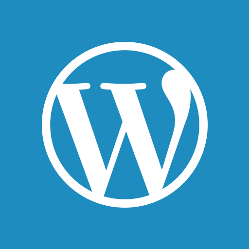 WordPress with Serious Simple Podcasting Plugin Icon